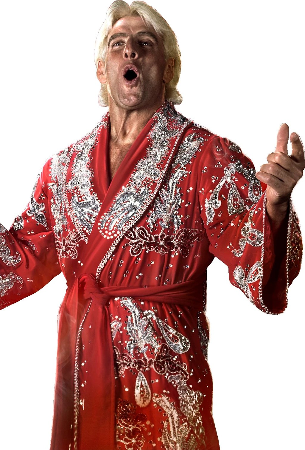Iphone 6s Gold Wallpaper Deviantart More Like Wwe 2k14 Ric Flair Render Cutout By