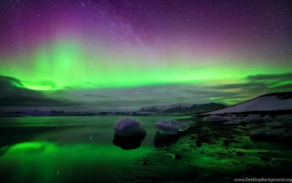 northern lights iceland aurora