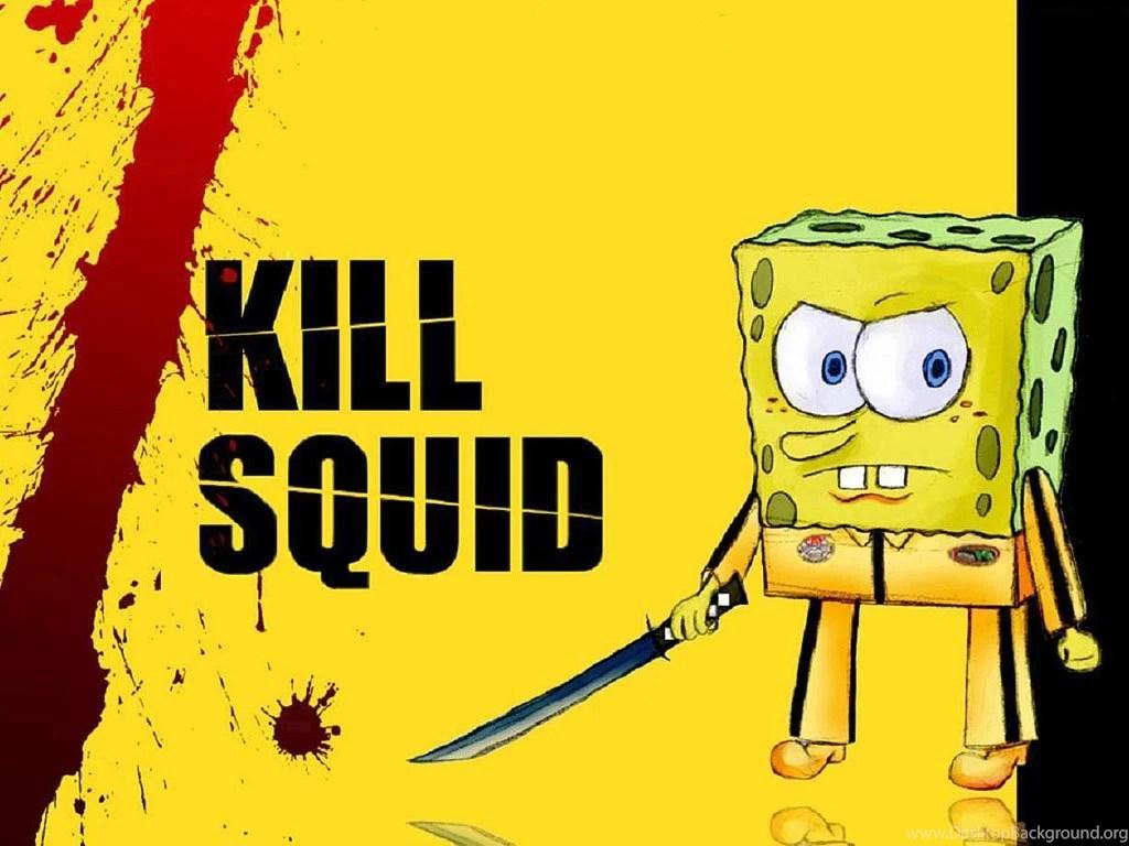Funny Background Spongebob