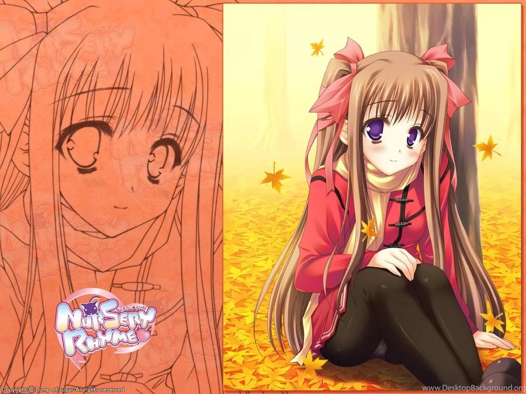 Fall Autumn Iphone Wallpaper Anime Autumn Wallpapers 1600x1200 Desktop Background