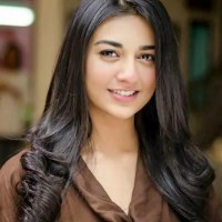 Pakistani model actress Sarah Khan