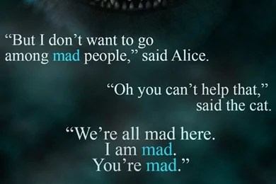 Alice In Wonderland Wallpaper Quotes Cheshire Cat Cheshire Cat Cartoon Cute Wonderland 1920x1080 Hd