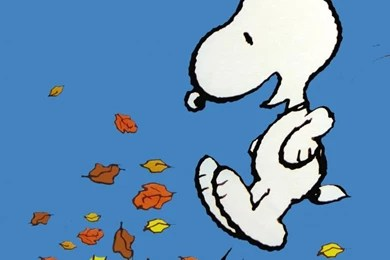 Charlie Brown Fall Wallpaper Snoopy Fall Wallpapers Wallpapers