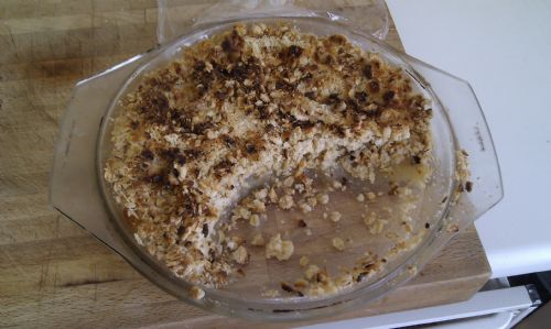 jamie oliver apple crumble recipe
