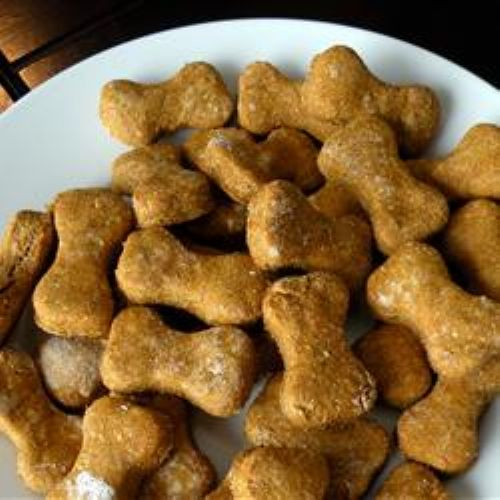 Peanut Butter And Pumpkin Dog Treats Recipe