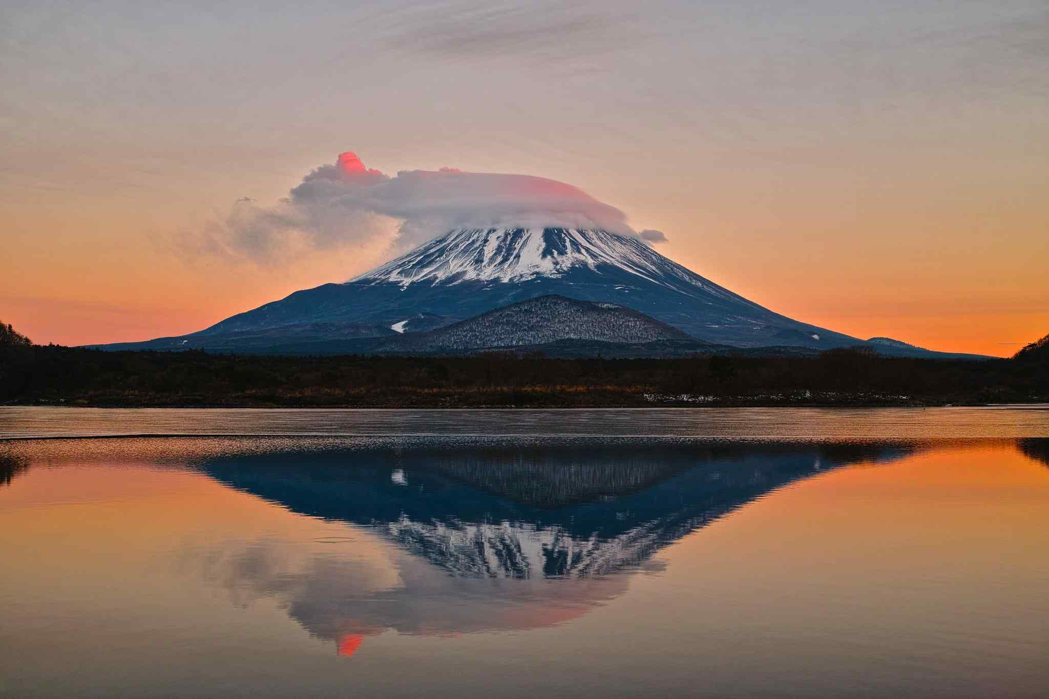 日本唯美風景圖片高清桌面壁紙 -桌面天下(Desktx.com)
