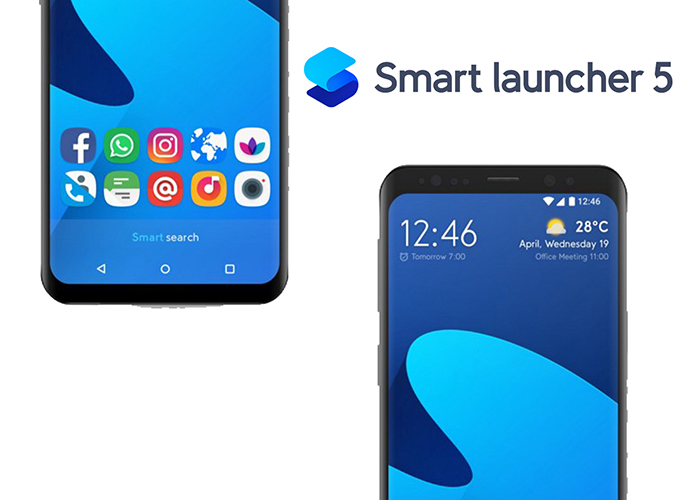 Smart Launcher 5: All-new design and Features - Desk Worldwide