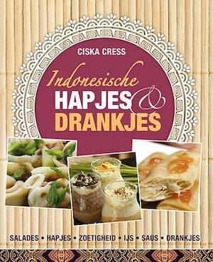Indonesisch kookboek - Ciska Cress - (ISBN: 9789461884398)   De Slegte