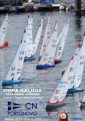 Copa Galicia Clase Internacional 1Metro C.N.Portonovo