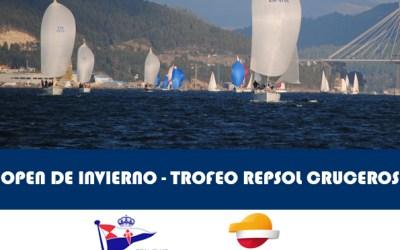Regata Open de Invierno – Trofeo Repsol, Cruceros ORC 2018
