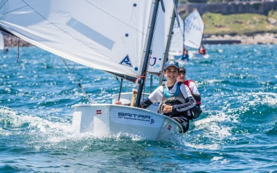 Vigo y Baiona firman las primeras  victorias del Trofeo Baitra
