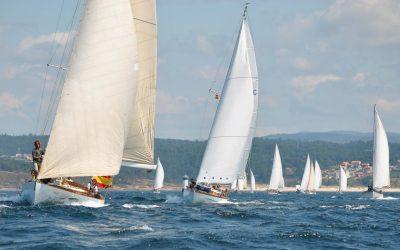 San Vicente se prepara para comenzar este sábado la edición más internacional de la Regata das Illas Atlánticas para barcos Clásicos de Época