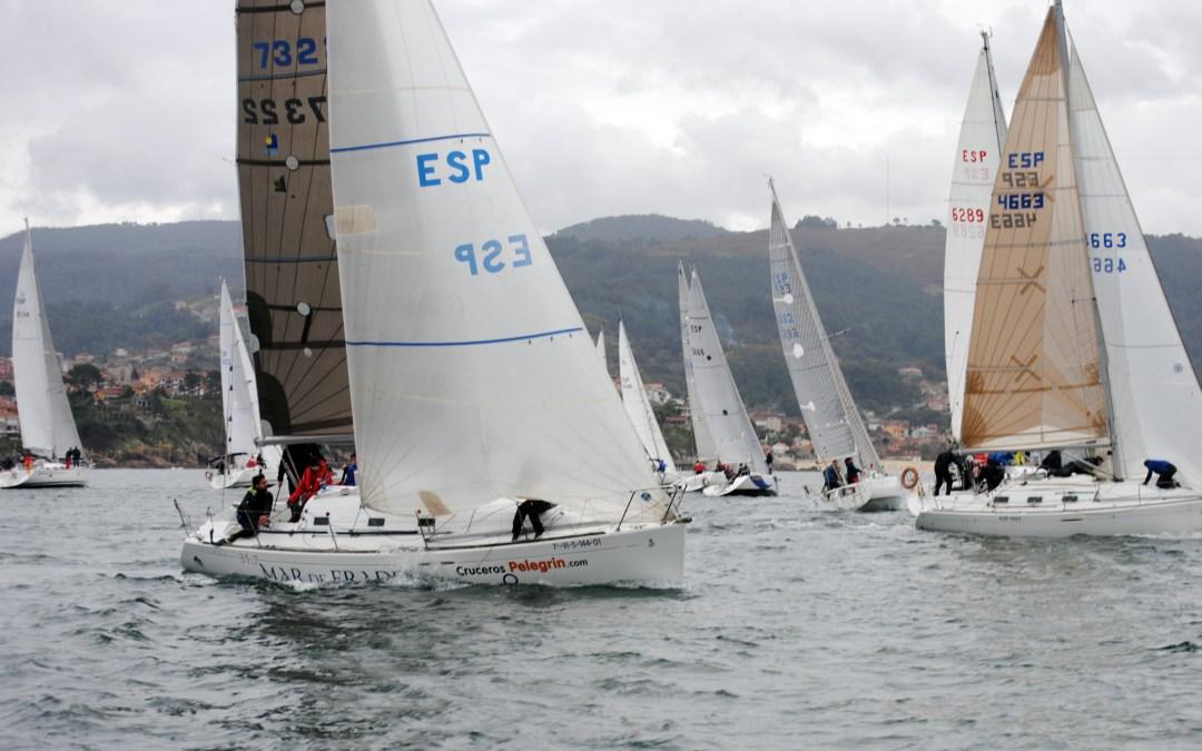 El Trofeo de Navidad de cruceros enfila su recta final este sábado en el Club de Mar Aguete
