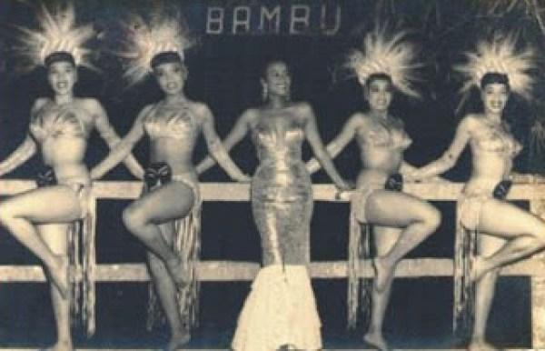celia cruz, mulatas de fuego en el bambu