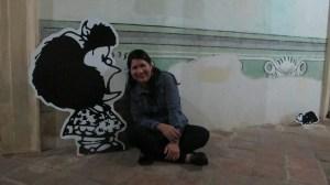 Mafalda y Gaby