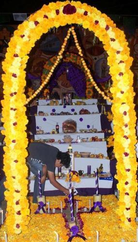 Altar 6 /Foto: Alcides Díaz S.