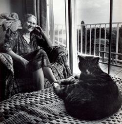 Doris Lessing / Fuente: http://www.filmica.com
