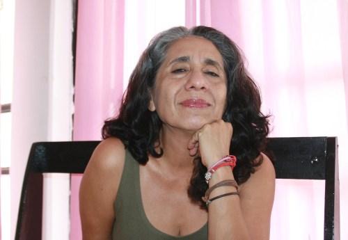 Mariauxilio Ballinas / Foto: Lety Bárcenas