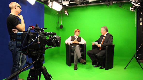 Guido Weijers in Desmet TV-Studio 2