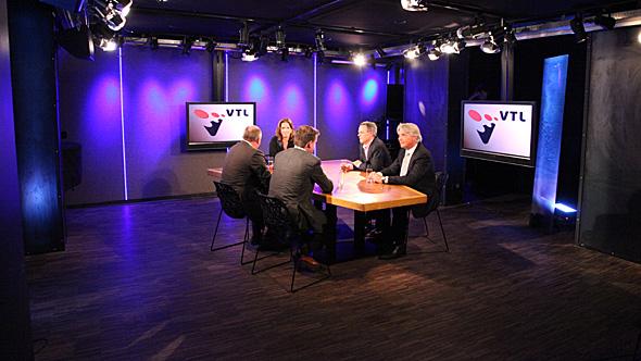 VTL talkshow met Annemarie van Gaal