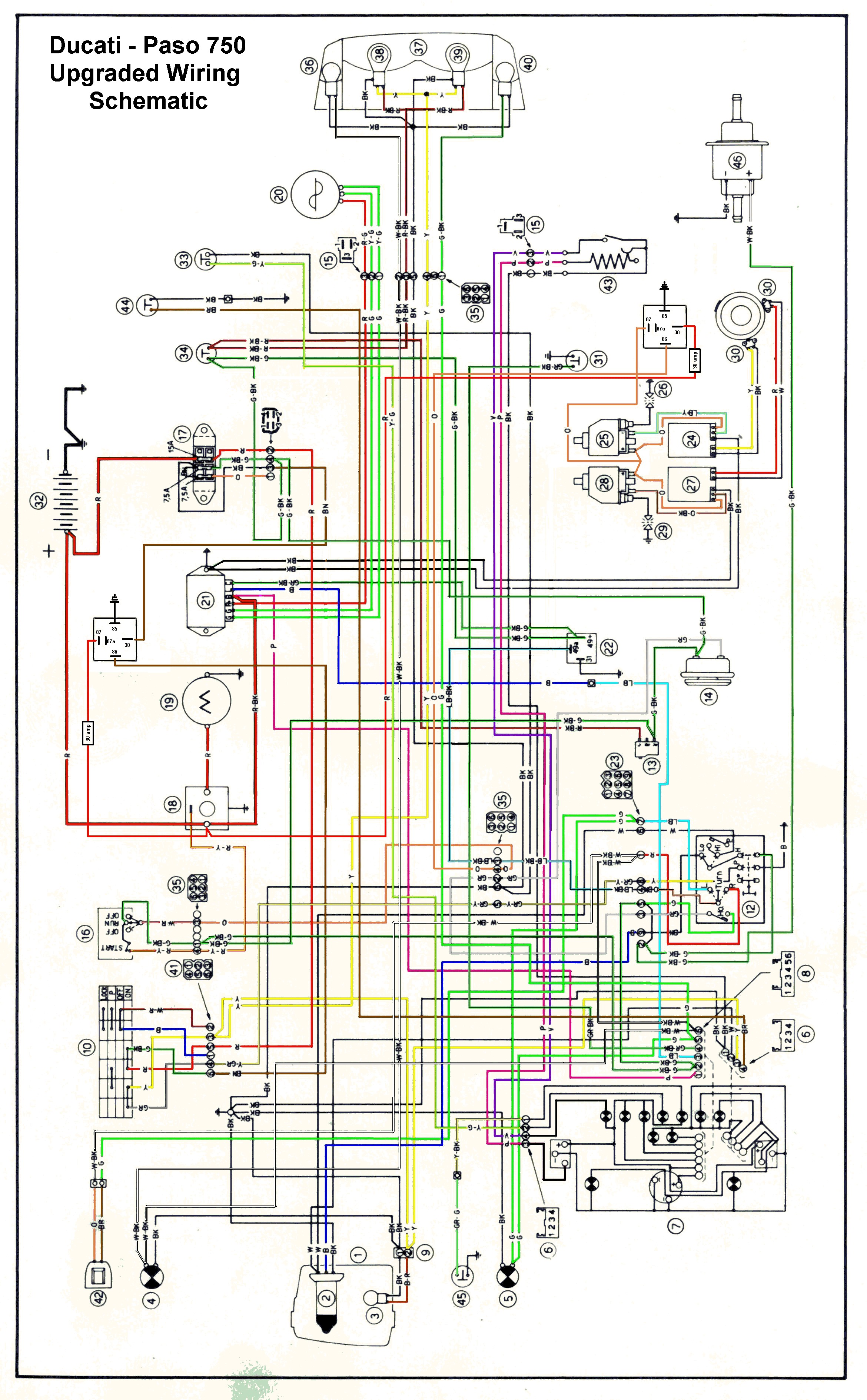 Light Wiring Diagram Pdf The Paso Project