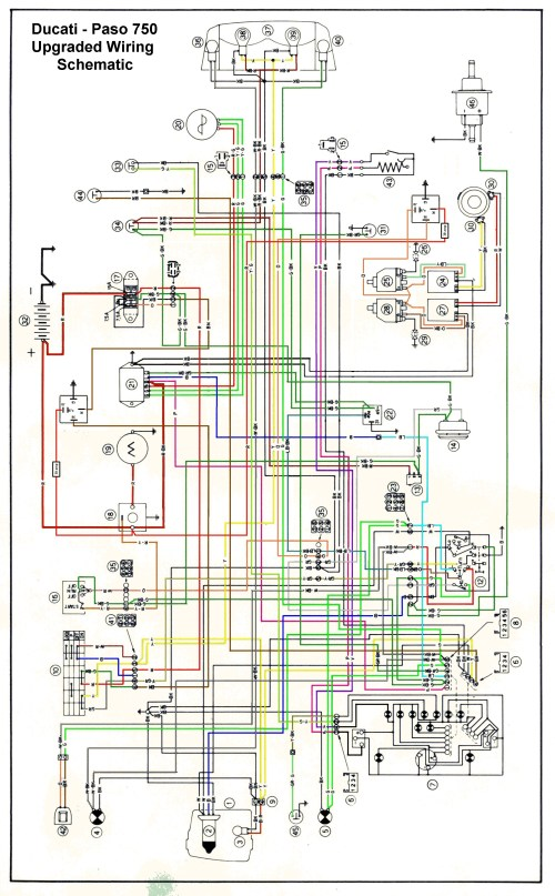 small resolution of ducati paso wiring diagram wiring library ducati 450 wiring diagram starting to read more about the