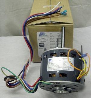 13 hp 1075 230 v 3 speed furnace blower fan motor 3586