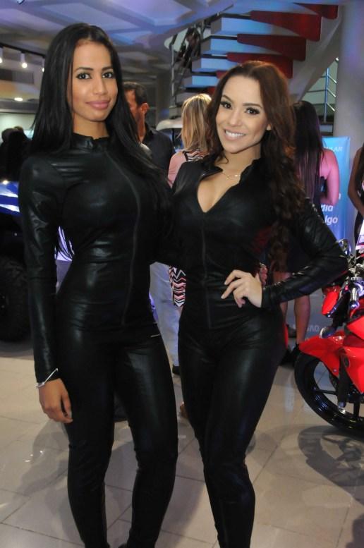 Gloria Gomez y Andrea Figueredo