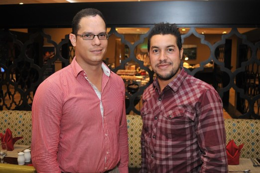 Carlos Quintanar y Juan de dios Valentino