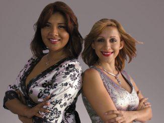 Laura Flores y Vivi Kieffer Grupo Minerva