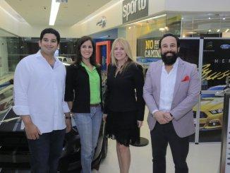 Horacio Read, Victoria Soto, Ingris Valdez, Guillermo Asencio