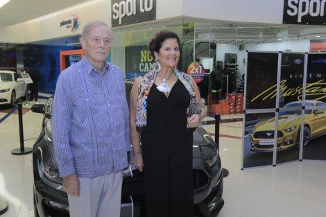 Wilhelm Brouwer, Sonia Villa Nueva de Brouwer, Jose Manuel Romero