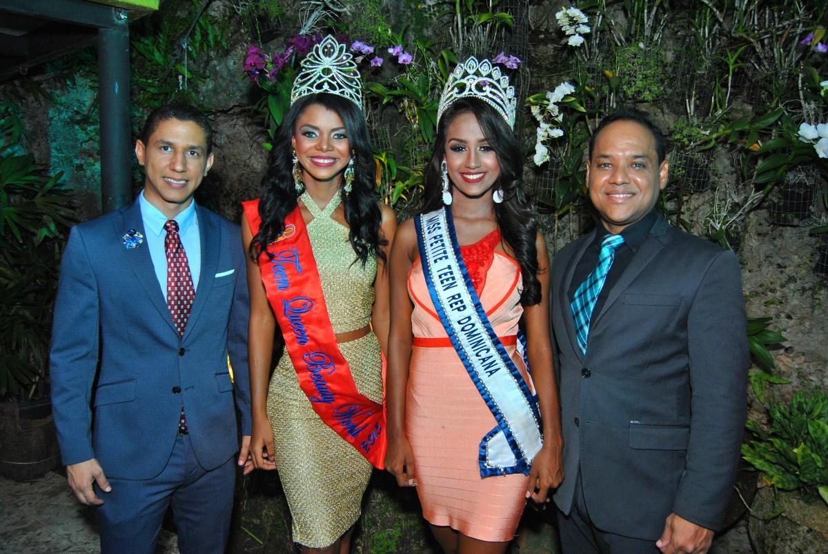 Bellaldama & El Mesón de la Cava Presentan candidatas al Miss Petite & Miss Petite Teen RD 2016