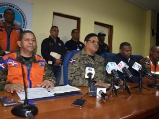 General de Brigada, DR. JUAN MANUEL MENDEZ GARCIA, ofrece detalles de boletin no.23