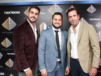 Eduardo Noriega, Daniel García Chajin, Steven Ankron