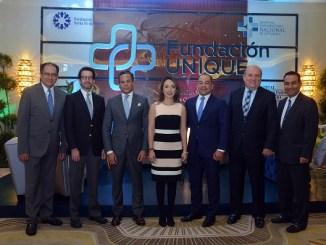 Claudio Brando, Felipe Uriza, Jose Anibal Hernandez, Lina Alonso, Jose Alberto Hernandez, Nestor Bustamante y Juan Mauricio Pardo.