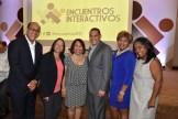 Tony Arias Gil, Yanet Feliz, Zoila Puello, Fausto Brito, Ydaisa Castillo y Miguelina Santos.