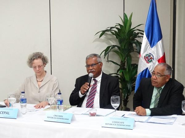 Inauguran seminario sobre impactos del cambio climático en cultivos de café, con asistencia de la CEPAL