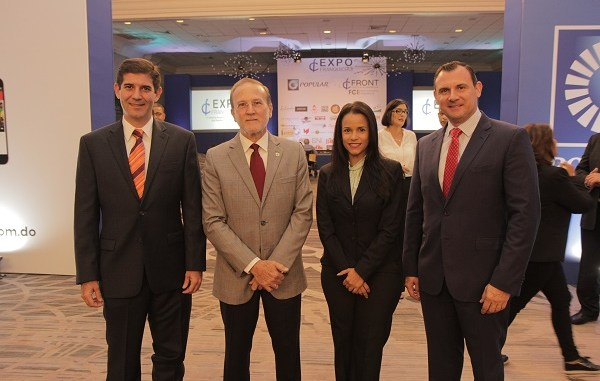Alfonso Riera, Ignacio Méndez, Clary Aquino, Simón Planas