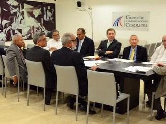 La Sociedad Dominicana de Diarios sugiere a funcionarios del gobierno una mayor apertura para que fluyan hacia la población las informaciones desde las instituciones que dirigen.