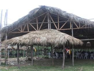 Salón río Jimenoa donde se desarrollaran las conferencias y charlas