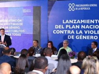 Este encuentro forma parte de las iniciativas del Plan Nacional contra la Violencia de Género, puesto en marcha por el procurador Jean Rodríguez, a fin de fortalecer las labores de prevención y persecución de esos hechos.