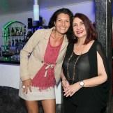Flavia Anelli y Elizabeth Peña