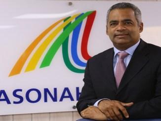 Joel Santos, Presidente Asonahores