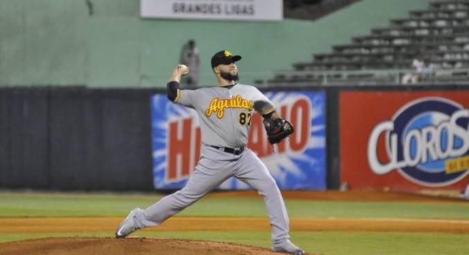 Richelson Peña 4-0 fue el pitcher ganador