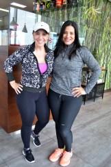 Claudia Benitez y Rocio Fernandez
