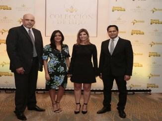 Juan Garza, Gabriela Castillo, Ana María Ramos y Juan Díaz