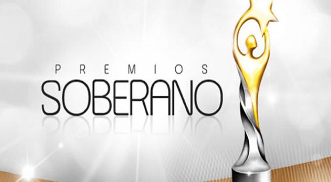 Lista completa de nominados a Premios Soberano 2018