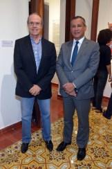Jacques Brown y Héctor Guzmán Desangles.