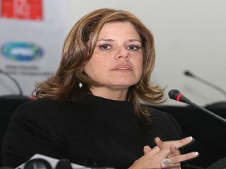 Primera ministra peruana, Mercedes Aráoz